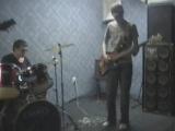 Drunks On The Moon - Блюз пустых стаканов (Omsk city old school blues) 2001 ахахах ))