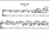 И.С.Бах, 2 прелюдия и фуга C moll из ХТК, BWV 847 - Святослав Рихтер