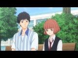 Неудержимая юность 9 серия  Дорога юности  Ao Haru Ride (Русская озвучка)