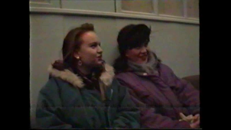 интервью бердянских металлургов после сейшна в БМК,декабрь 94г.