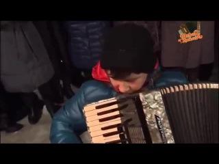 Играй Гармонь любимая! от 15 февраля 2014 года - 'По Владимирщине'. Передача вторая.