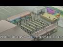 Как обычные школьницы попробовали стать Местными Идолами / Futsuu no Joshikousei ga [Locodol] Yattemita 3 серия [Miko&Rob] [FreeDub]