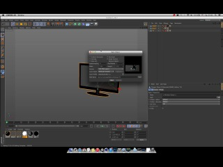 Import model into Unity from Cinema 4D
