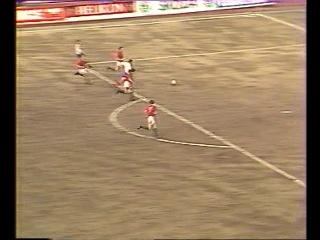 Отборочный матч/Чемпионат мира 1994/Россия - Венгрия 2 тайм