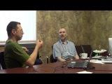Кушелев, Убийко в ИКС СИТИ и Globalwave - Глобальная Волна 16.03.2014