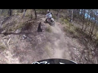 Riding the High - KTM 300EXC