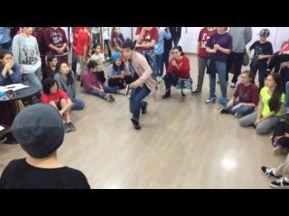 Student battle KRG Bekziyat (w) vs adil