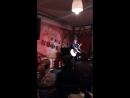 Ролик с концерта Алексея Носова с Акустическими версиями песен Битлз 30-01-2015@Гагаринская 20/ оператор Д. Вокуев