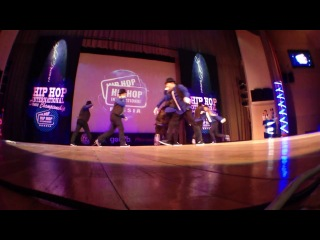Hip Hop international russia street dance cmpionship Moscow 2013 Top 10