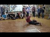 Sunny Soul (Ural Coalition) vs Леха - Power Move (FreeStyle Breaking 2015)