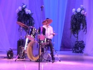 Отчётный концерт 2014 Павел Беляков