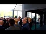 Открытие фотовыставки IWC Timeless Portofino в Цюрихе