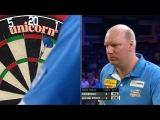 Gary Anderson vs Vincent van der Voort (Players Championship Finals 2014 Semi Final)