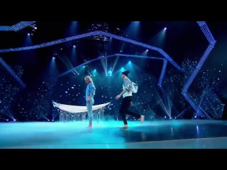 Танцы Антон Пануфник и Алиса Доценко (Рожден - Пустяк)