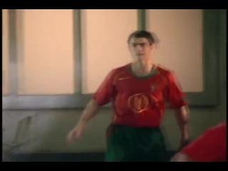 Nike soccer brazil vs portugal - ole! commercial (480p)  футбольная реклама найка оле! бразилия против португалии