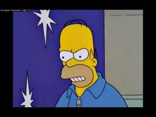 Симпсоны прикол с Гомером
