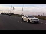 Honda Accord 2.4 vs Fiat Abarth