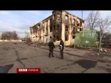 Углегорск: город-призрак в руинах