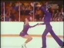 Natalia Linichuk Gennadi Karponosov 1975 Skate Canada FD