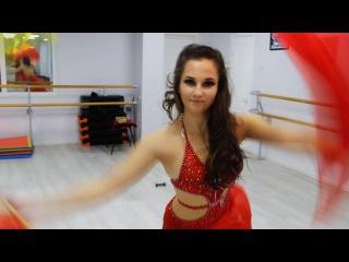 Veronika Korasteleva. Fire