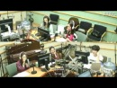 [РУС.САБЫ] 140821 SNSD Sunny call in Red Velvet @ Kiss The Radio
