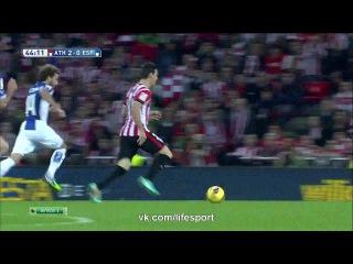 Атлетик Б 3:1 Эспаньол | Испанская Примьера 2014/2015 | 12-й тур