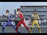Engine Sentai Go-Onger Clean ED (2 of 15)