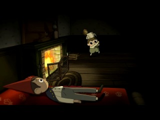 Over the Garden Wall Chapter 1 eng