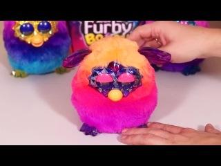 Видео обзор на Кристальный Ферби Бум! Ферби кристалл/Furby crystal series