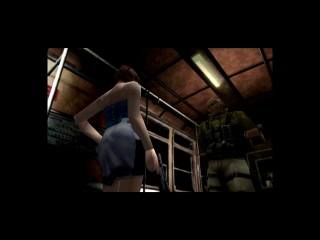 Resident Evil 3. Перевод Фаргус.