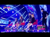 [PERF] 141206 Hyorin X Jooyoung - 지워(Erase) @ MBC Music Core