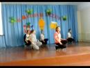 Наш танец на осенний бал:) :D