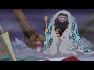 Сдохни! ХАХАХАХА (Отрывок из 674 серии - One Piece)