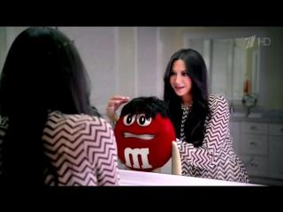 Музыка из рекламы M&M'S 'Любовь - когда ты готов на все' 2015