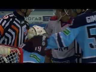 09-30-2014 Highlights - Сибирь - ЦСКА 2-3