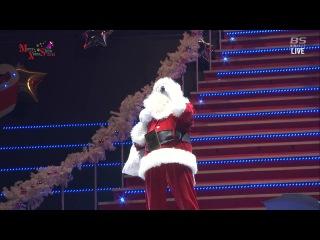 Nogizaka46 - Merry X'mas Show 2014 (Трансляция 13 декабря). Часть 2