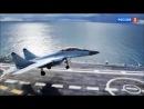 ПАЛУБНАЯ АВИАЦИЯ – ИСТРЕБИТЕЛИ: СУХОЙ Су-33 и МИКОЯН Миг-29К
