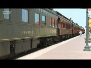 Travel: Поезда высшего класса / Luxury train 3 серия [ vk.com/StarF1lms ] ☆