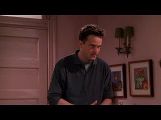 Джо узнаёт про Монику и Чендлера