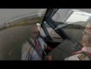Вид из кабины пилотов a 320