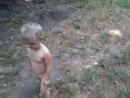 доченьке моей 1 годик и 3 месяца