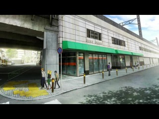 Tokyo Ghoul 2 серия русская озвучка OVERLORDS Токийский Гуль 02 на русском Токийский Монстр 2 Toukyou Kushu vk HD