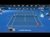 Винус Уильямс vs Мэдисон Киз. Четвертьфинал Australian Open 2015. (Highlights+Match Point)