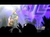 Skillet -эта песня для русских девушек))– Yours To Hold [Новосибирск 10.11.14]