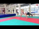 Фитнес с Ольгой Портновой. Тренировка дома для новичков. Программа упражнений