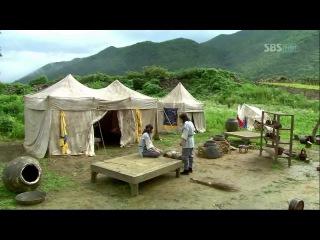 (Озвучка 10 серия) Воин Пэк Тон Су / Musa Baek Dong Soo / Warrior Baek Dong Soo 무사 백동수 / Hono