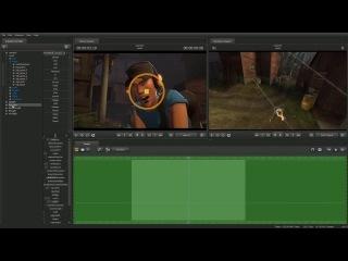Source Filmmaker Lighting Rus - Двенадцатый урок