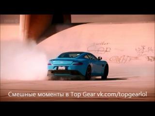 ХУдожники по асфальту.Топ Гир 19 сезон 2 серия.Top Gear S19 E2.смешной момент