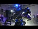 Бал Роботов. шоу робота Титана