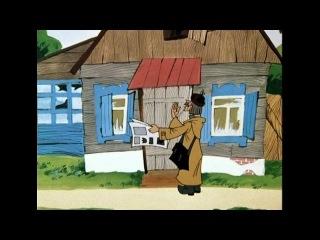 Галчонок из Простоквашино: -  Кто там ? )))